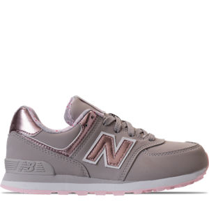 Girls' Preschool New Balance 574 Casual Shoes Product Image