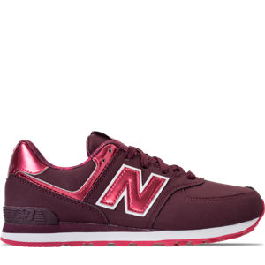 Girls' Grade School New Balance 574 Casual Shoes Product Image