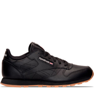 Kids' Grade School Reebok Classic Leather Casual Shoes Product Image