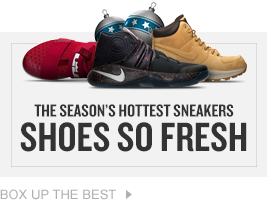 Shop The Season's Hottest Sneakers.