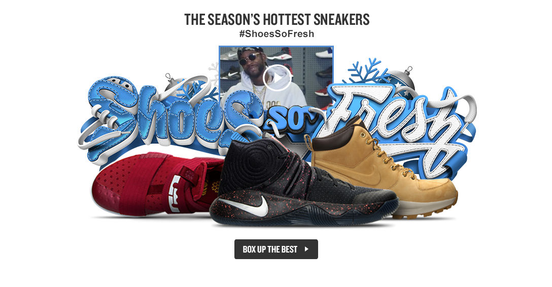 Shoes So Fresh. Shop Top Trending.