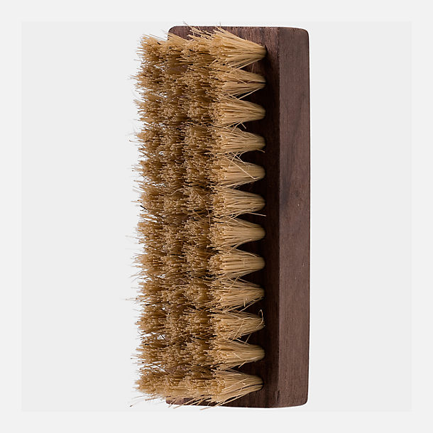 Front view of Jason Markk Premium Shoe Cleaning Brush in None