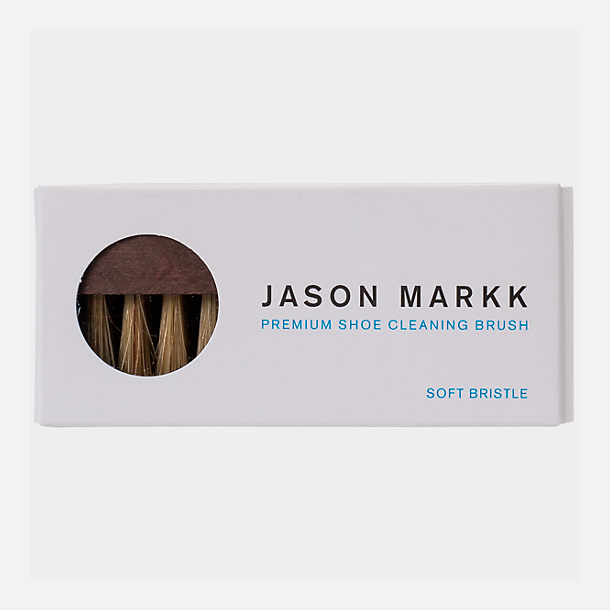 Back view of Jason Markk Premium Shoe Cleaning Brush in None