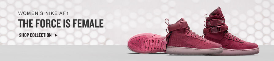 Nike Women's Air Force 1. Shop Now.