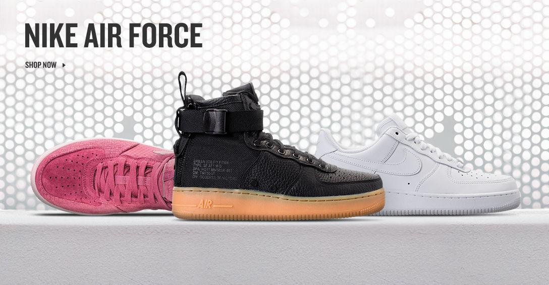 Nike Nike Air Force. Shop Now.