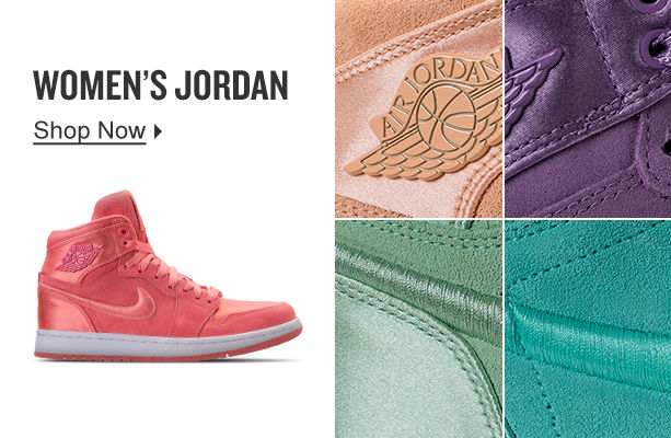 Women's Jordan. Shop Now.
