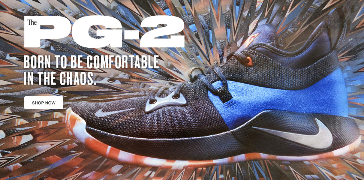 Nike PG-2. Shop Now.