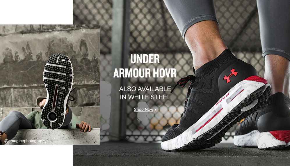 Under Armour HOVR. Shop Now.