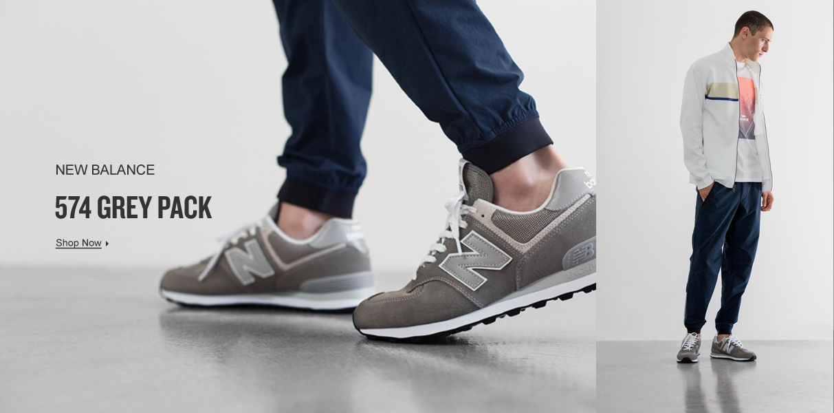 New Balance 574. Shop Now.