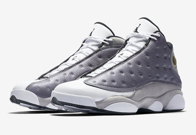 Atmosphere Grey Takes Over The Air Jordan Retro 13