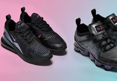 Honor the Past, Present & Future with the Nike Air Max Throwback Future Pack