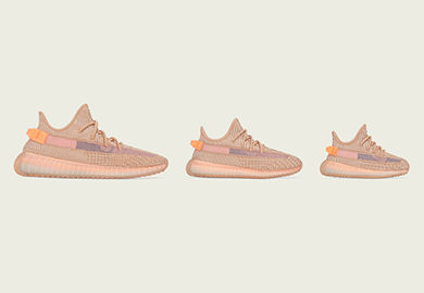 73b341f668b02 Adidas Originals Yeezy Boost 350 V2  Clay