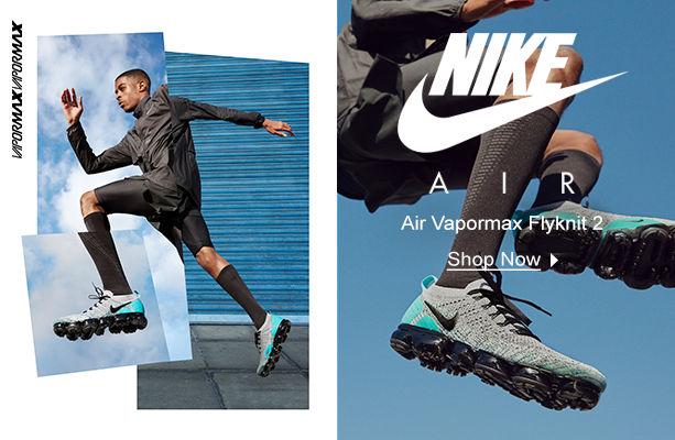 Nike Air VaporMax. Shop Now.