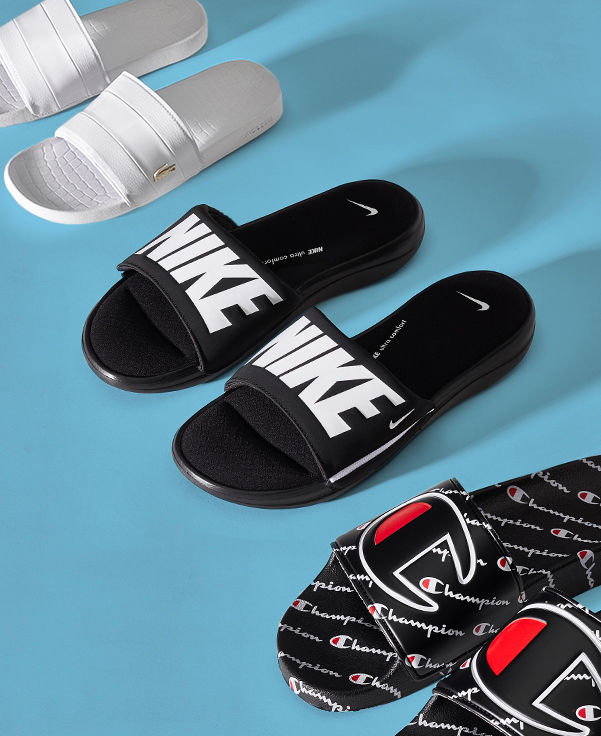 d77bc89377e Nike Air Max. Shop Now. Sandals   Slides