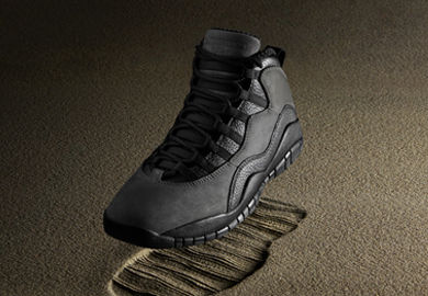 The Air Jordan Retro 10 'Shadow' Is Back In True OG Form
