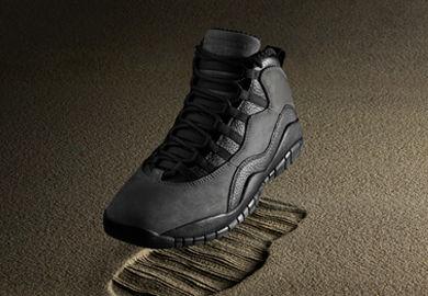 The Air Jordan Retro 10 'Shadow' Is Back In True OG Form