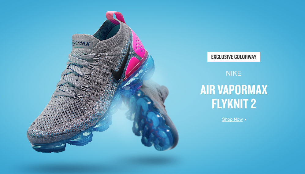 Nike Air VaporMax. Shop Now.