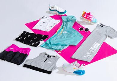 #NikeNeedItNow: Surf To Sport Vibes