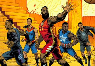 Heroes Among Us: adidas x Marvel