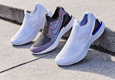 meet b1ce3 b7ff6 The Next Evolution of React is Here, Meet the Nike Epic React Phantom  Flyknit