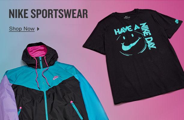 S1 - Nike Sportswear (Mobile Test)