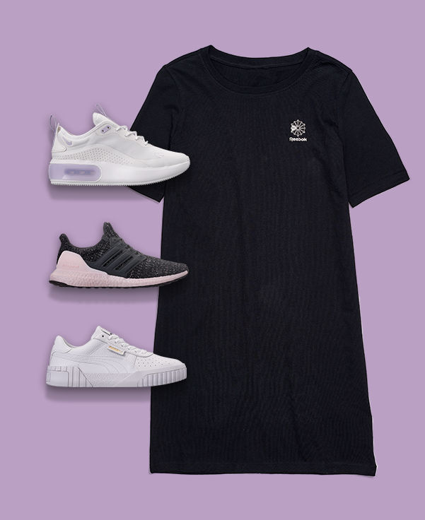 02fe88001e33d Treat Yourself. Shop Collection. Nike Air Max. Shop Now. adidas UltraBOOST
