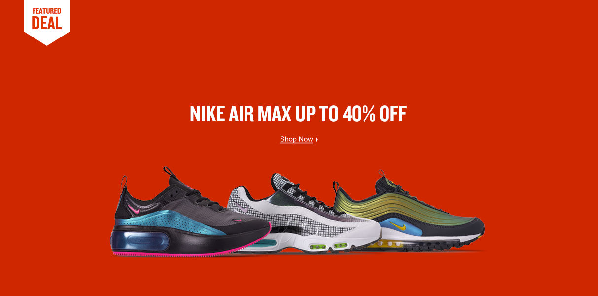 EOSS Featured Deal - Air Max