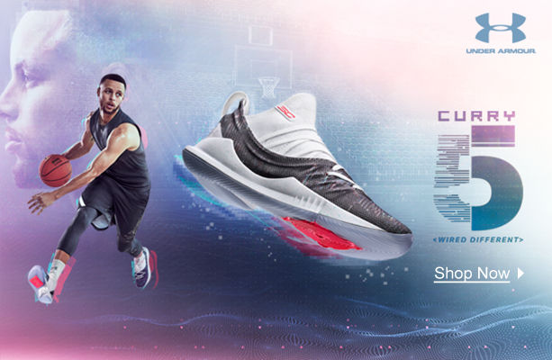 Curry 5. Shop Now.