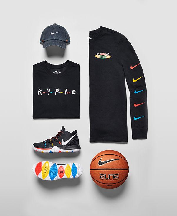 uk availability 3882a 75524 Nike Kyrie 5  Friends