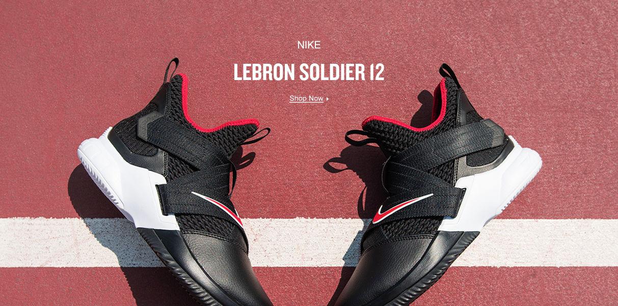 Lebron Soldier 12