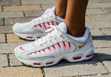 An OG Returns: Nike Air Max Tailwind IV 'Red Orbit'