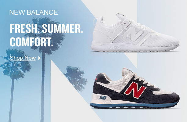 New Balance. Shop Now.
