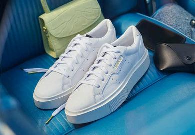 cc52a5da4d7 Kendall Jenner Flaunts the Latest adidas Originals Sleek Super