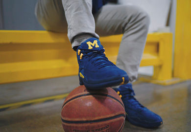 Rep Your School With the Air Jordan Retro 12 'Michigan'