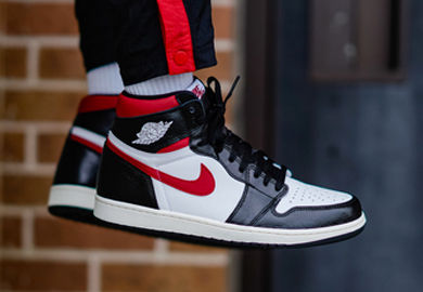 Take it Back to Chi-Town with the Air Jordan 1 Retro High OG 'Gym Red'