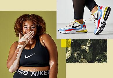 #NikeNeedItNow: Bold Summer Styles