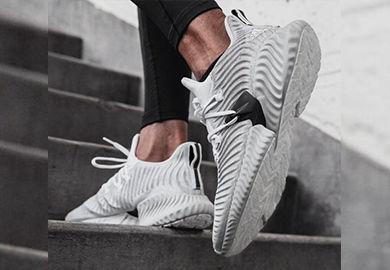 Step Through Summer with the adidas AlphaBounce Instinct