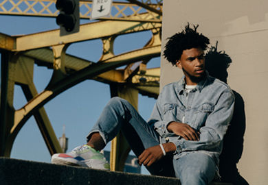 Get to Know Marvin Bagley III & the Puma LQDCELL Optic Sheer