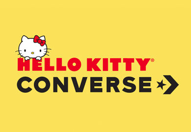 Converse Teams Up with Hello Kitty