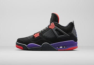 Jordan Brand Goes North Of The Border With The Air Jordan Retro 4 NRG 'Raptors'