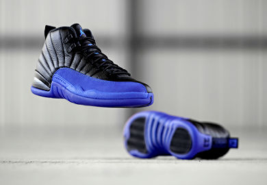 Get Ready for Fall with the Air Jordan 12 Retro 'Black/Game Royal'
