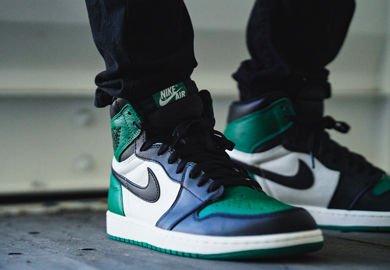The Air Jordan Retro 1 High OG 'Pine Green' Is A Must For Your Rotation