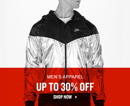 Men's Apparel Up To 30% Off. Shop Now.