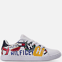 Boys' Little Kids' Tommy Hilfiger Iconic Court Casual Shoes