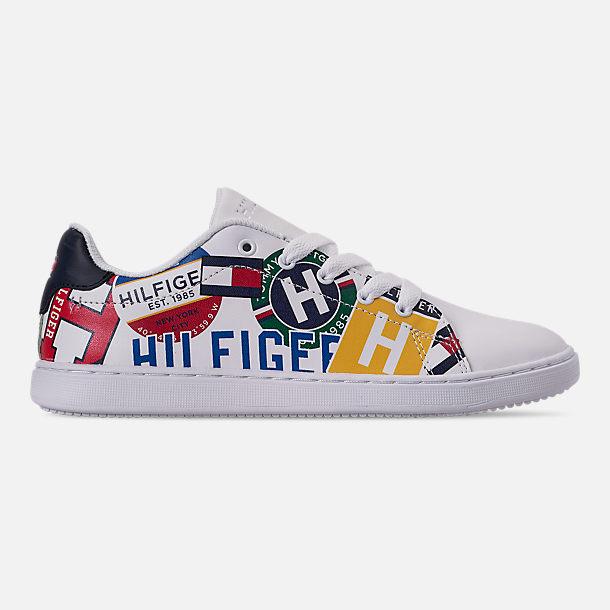 764e68c3dcedf Boys' Big Kids' Tommy Hilfiger Iconic Court Casual Shoes