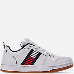 Boys' Big Kids' Tommy Hilfiger Cade Court Low Casual Shoes