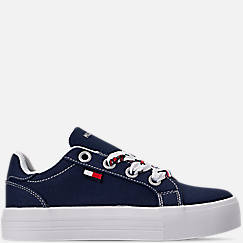 Girls' Little Kids' Tommy Hilfiger Pina Platform Casual Shoes