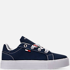Girls' Big Kids' Tommy Hilfiger Pina Platform Casual Shoe