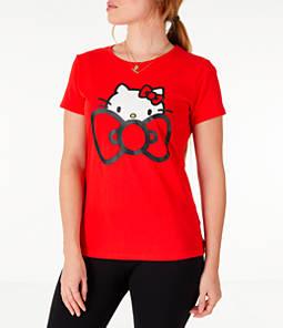 Women's Converse x Hello Kitty T-Shirt