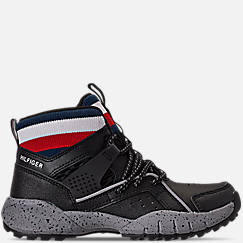Boys' Little Kids' Tommy Hilfiger Trail Mid Trail Running Shoes